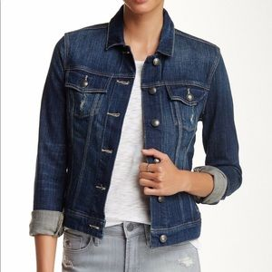 NWOT Articles of Society Taylor Denim Jacket M